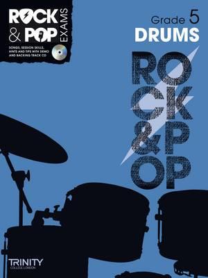Trinity Rock & Pop Drums Grade 5 by