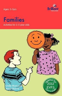Families by Linda Mort, Janet Morris