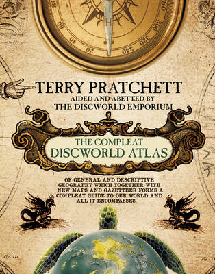 The Discworld Atlas by Terry Pratchett, The Discworld Emporium
