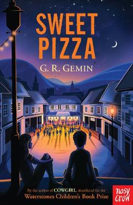 Sweet Pizza by G. R. Gemin