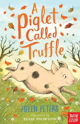 Cover for A Piglet Called Truffle by Helen Peters