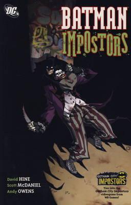 Batman Imposters by David Hine, Scott McDaniel