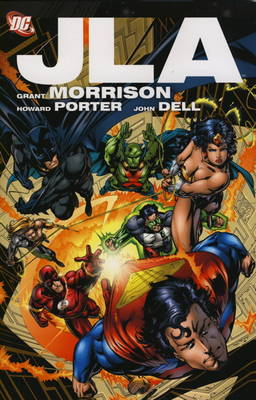 JLA by Grant Morrison, Mark Millar, Howard Porter