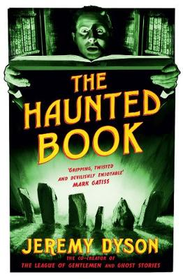 The Haunted Book by Jeremy Dyson