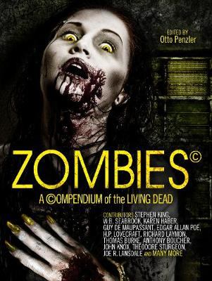 Zombies A Compendium by Otto Penzler