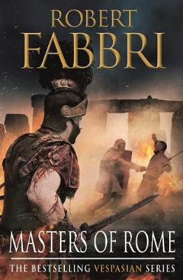 Masters of Rome : Vespasian V by Robert Fabbri