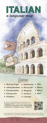 Italian, A Language Map by Kristine K. Kershul