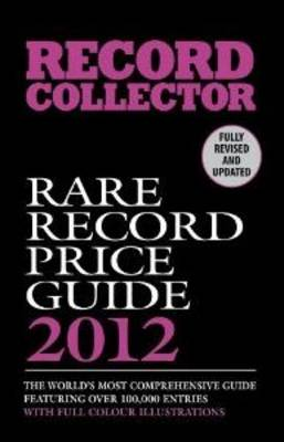 Rare Record Price Guide by Val Cutts