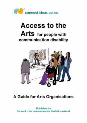 Access to the Arts for People with Communication Disability by Marian Jennings, Sally McVicker