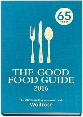 The Good Food Guide by Elizabeth Carter
