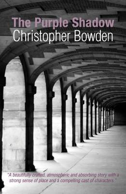 Cover for The Purple Shadow by Christopher Bowden