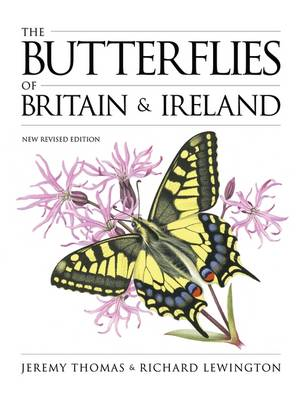 The Butterflies of Britain and Ireland by Jeremy Thomas