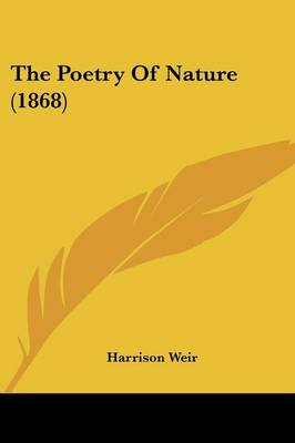 The Poetry Of Nature (1868) by Harrison Weir