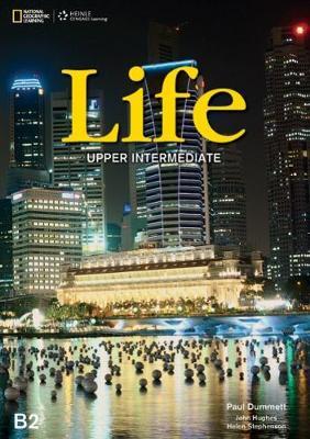 Life Upper Intermediate with DVD by Helen Stephenson, Paul Dummett, John Hughes