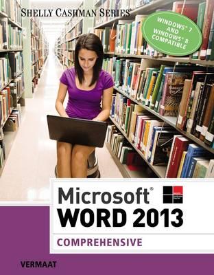 Microsoft Word 2013 Comprehensive by Misty Vermaat