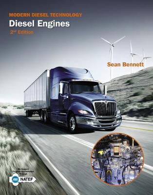 Modern Diesel Technology Diesel Engines by Sean Bennett
