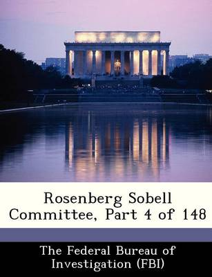 Rosenberg Sobell Committee, Part 4 of 148 by