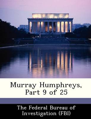 Murray Humphreys, Part 9 of 25 by