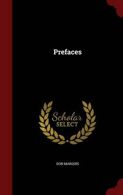 Prefaces by Don Marquis