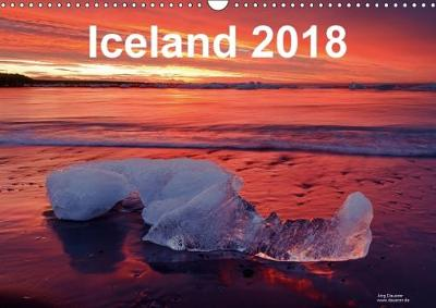 Iceland 2018 2018 Landscape, Nature, Waterfalls, Polar Light and Mountains in Iceland in Northern Europe by Jorg Dauerer