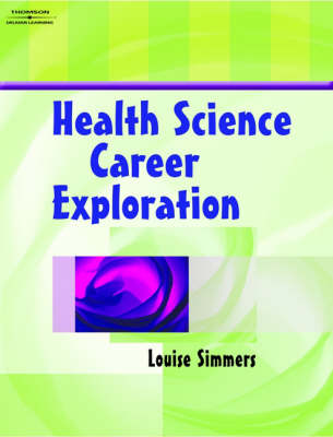 Wkbk-Hlth Sci Career Explorati by SIMMERS