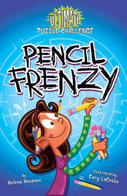 Pencil Frenzy by Helene Hovanec
