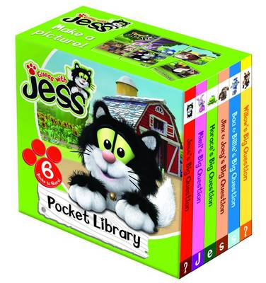 Guess with Jess Pocket Library by