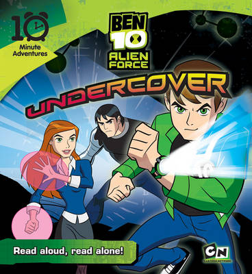 Ben 10 Alien Force Undercover by