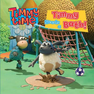 Timmy Needs a Bath! by