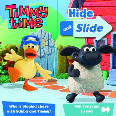 Timmy Time Hide and Slide by Beth Harwood