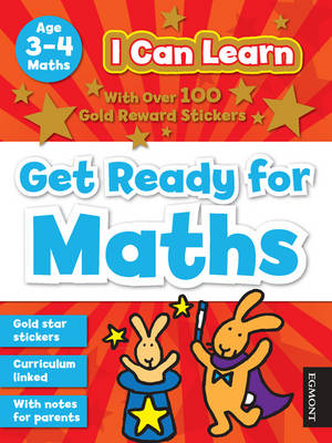Get Ready for Maths Age 3-4 by
