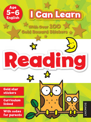 I Can Learn: Reading Age 5-6 by