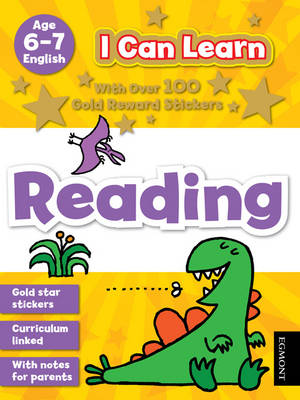 I Can Learn: Reading Age 6-7 by