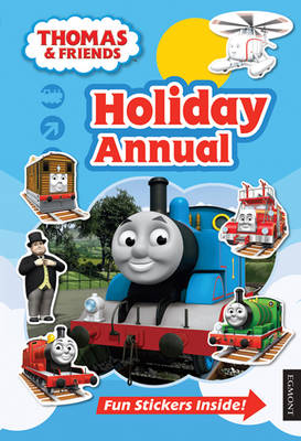Thomas & Friends Holiday Annual by
