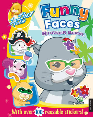 Zhuzhu Pets Funny Faces by