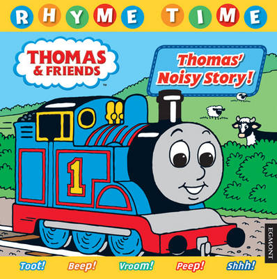Thomas & Friends Rhyme Time: Thomas' Noisy Story! Baby Bedtime Stories by