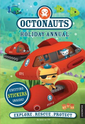 Octonauts Holiday Annual by
