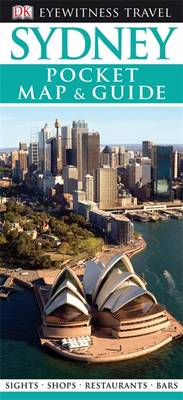 DK Eyewitness Pocket Map and Guide: Sydney by