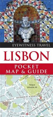 DK Eyewitness Pocket Map and Guide: Lisbon by