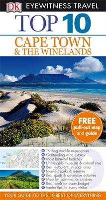 Cape Town and the Winelands by Philip Briggs, Loren Minsky