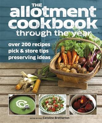 Allotment Cook Book Through the Year by