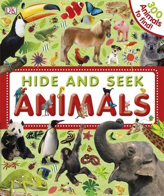 Hide and Seek Animals by