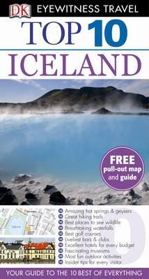 DK Eyewitness Top 10 Travel Guide: Iceland by