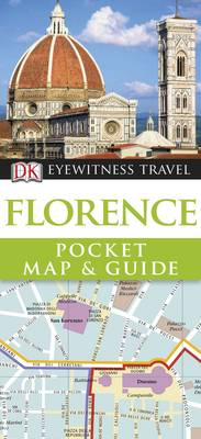 DK Eyewitness Pocket Map and Guide: Florence by