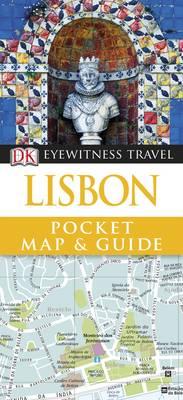 DK Eyewitness Pocket Map and Guide: Lisbon by DK