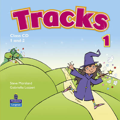 Tracks (Global) Class CD by Gabriella Lazzeri, Steve Marsland