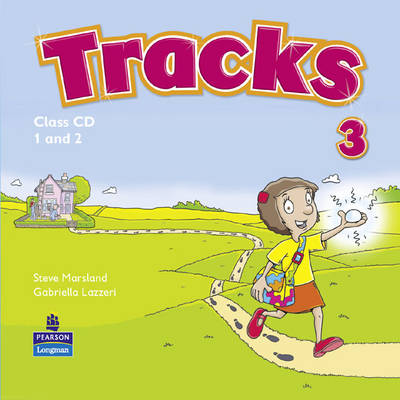 Tracks (Global) Class CD by Gabriella Lazzeri, Steve Marsland