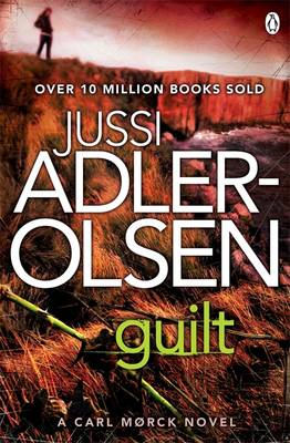 Guilt Department Q 4 by Jussi Adler-Olsen