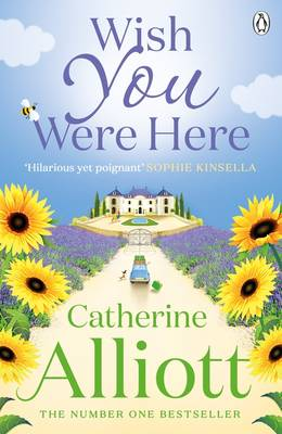 Wish You Were Here by Catherine Alliott