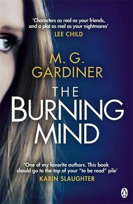 The Burning Mind by M. G. Gardiner